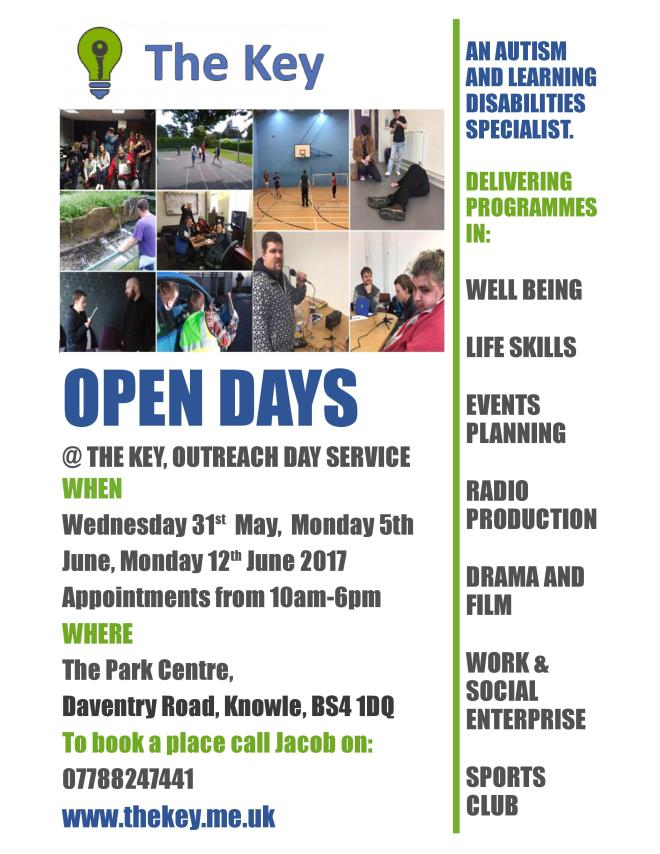The Key Open Day Flyer-page-001